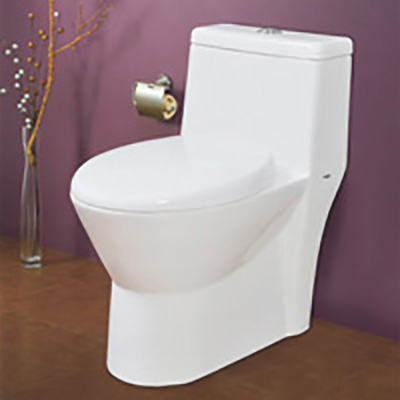 Eros Single Commode