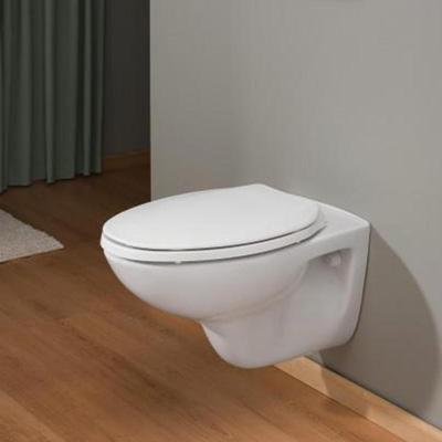 Eros Wall Mounted Commode